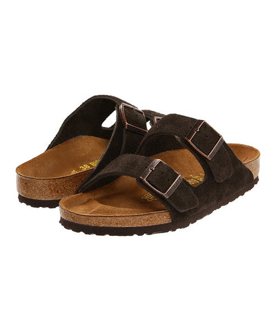 Arizona Soft Footbed - Mocha 95131