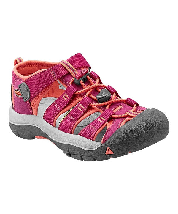Kids Newport H2 - Very Berry/Fusion Coral 1014251