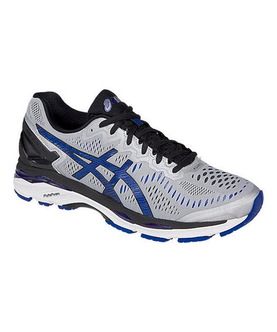 Gel Kayano 23 - Silver/Blue/Black T646N9345