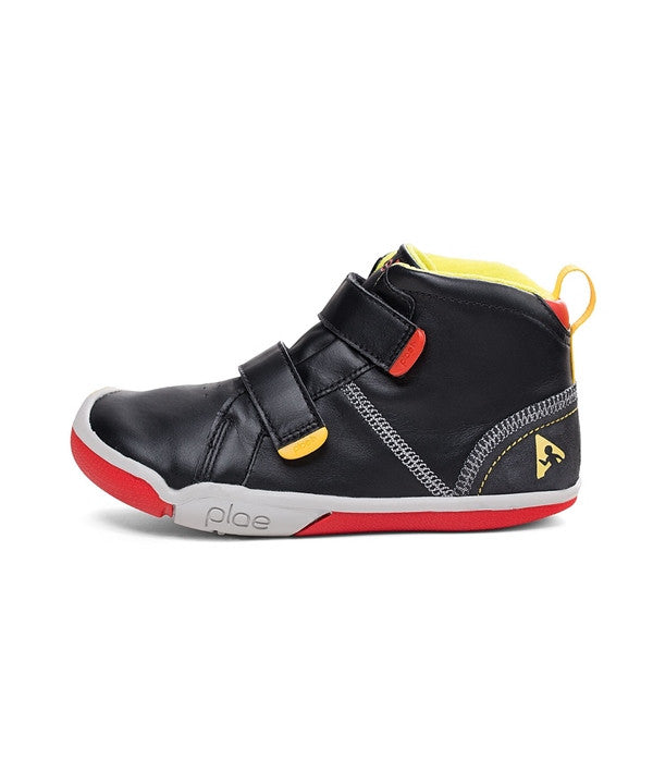 Kids Max Leather - Black 105010/001