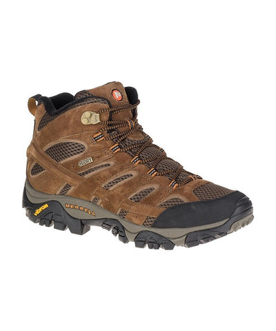 Moab 2 Mid Waterproof - Earth 06051