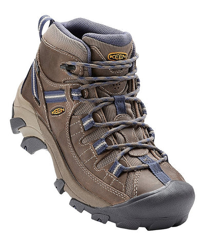Women's Targhee Mid Waterproof - Goat/Crown Blue 1016581