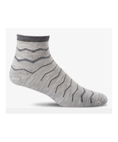 Men's Plantar Ease Quarter- SW14M800