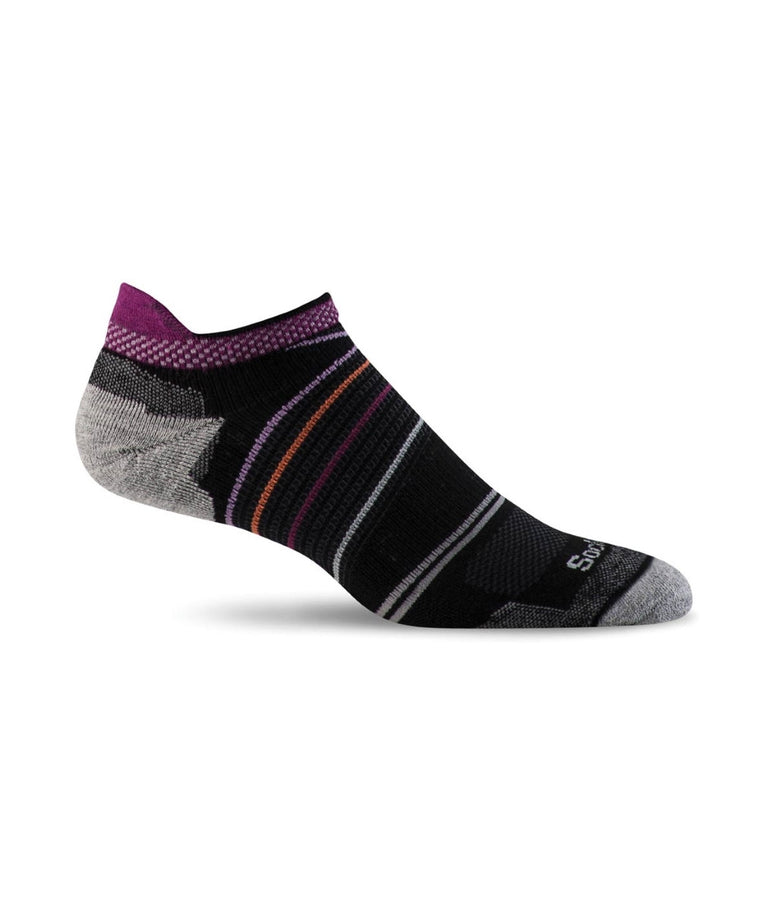 Women's Pacer Micro Compression Sock - Black SW45W900