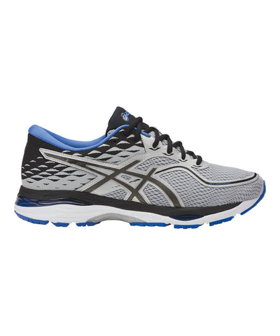 Men's Gel-Cumulus 19 - Grey/Black/Directoire Blue T7B3N9690