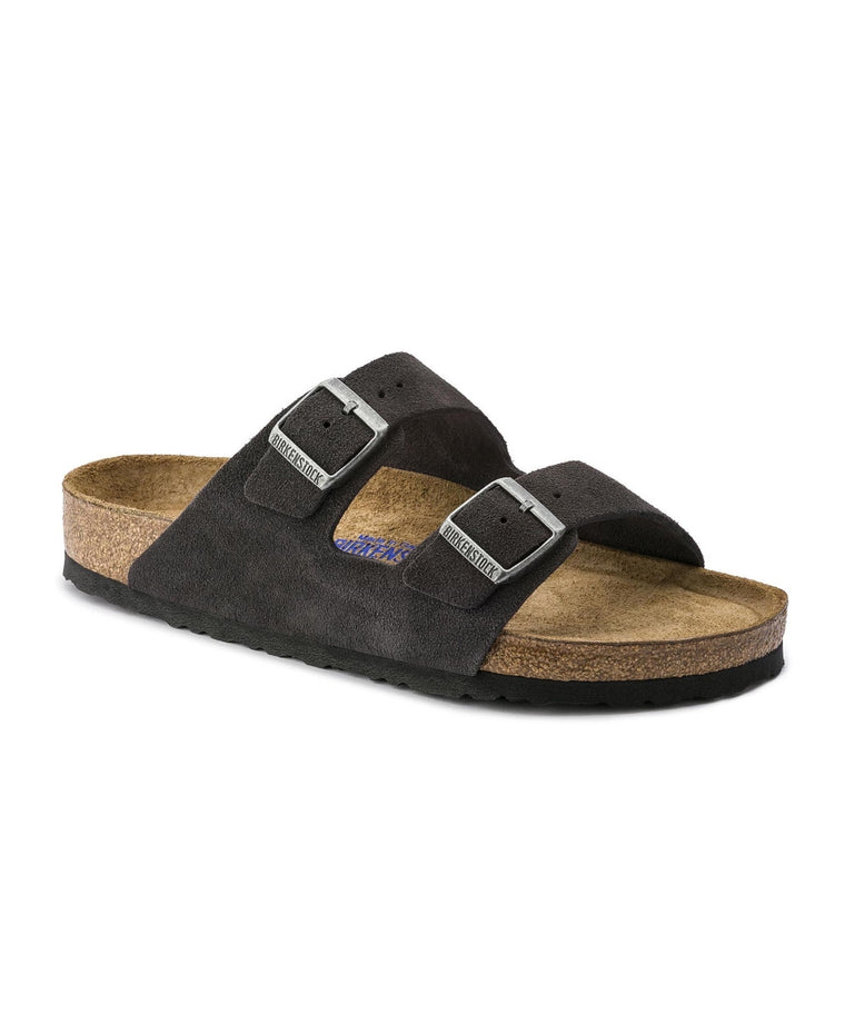 Arizona Soft Footbed - Velvet Grey 55232
