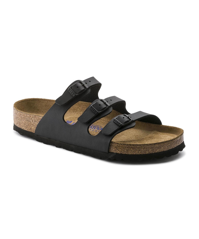 Florida Soft Footbed - Black Birko-Flor 45343