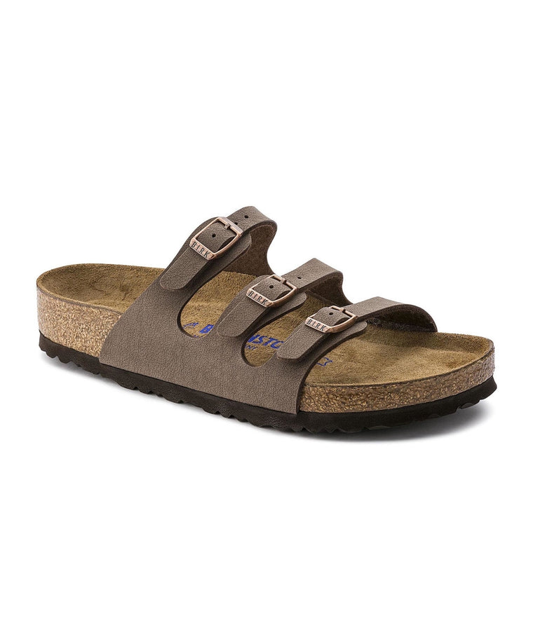 Florida Soft Footbed - Mocha Birkibuc 5388