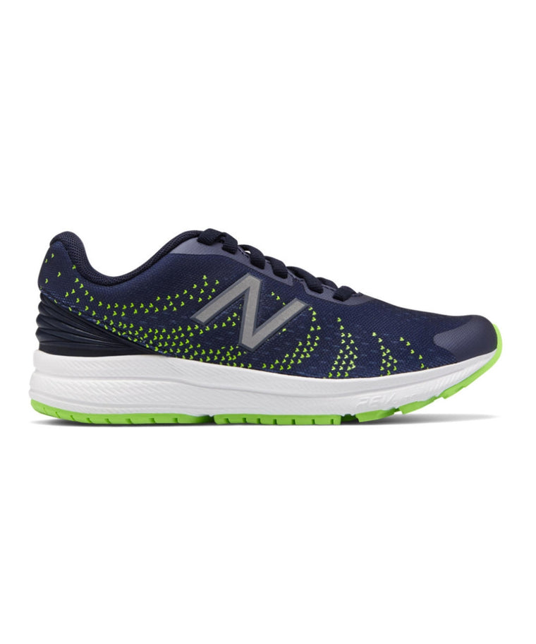 Kid's Rush v3 - Navy/Neon Green KJRUSN1P