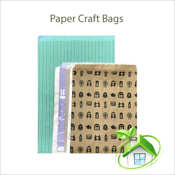 Paper Craft and Gift  Bags