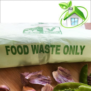 Compostable  30L Caddy Bags  20 bags