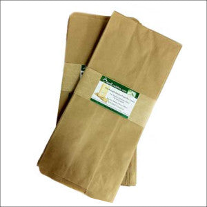 Paper Caddy Bags Discount Pack 100 Bags