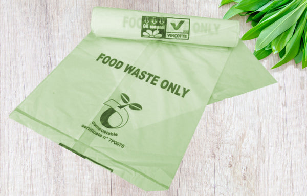 30L Food waste recycling bags
