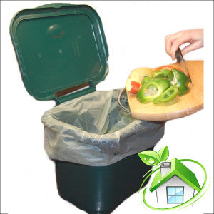 100 -  7L Compostable Caddy Bags Special Offer