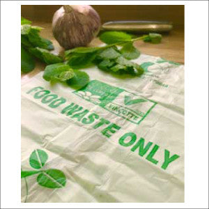 30 Litre compostable food waste bags