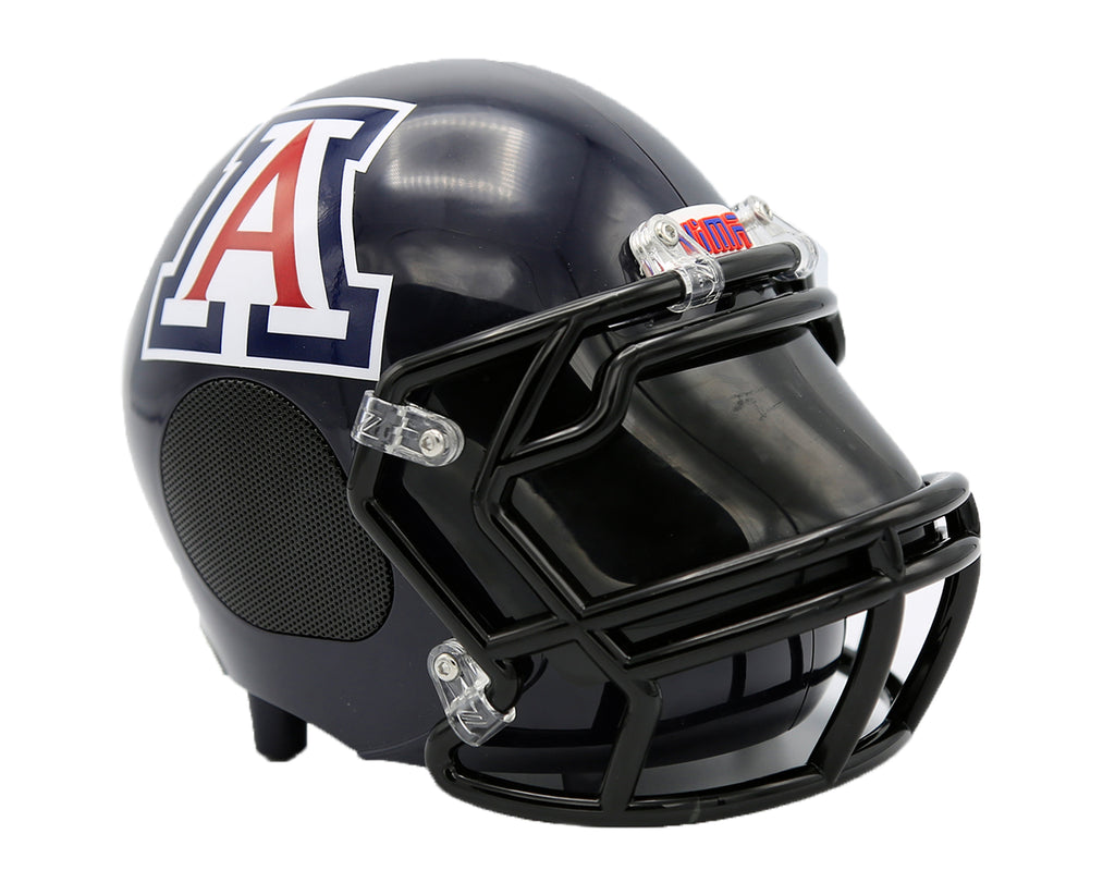 7d1fed0a719 NCAA University of Arizona Bluetooth Helmet Speaker