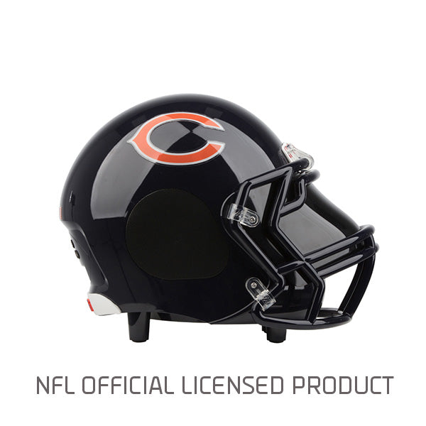 Chicago Bears Bluetooth Speaker Helmet