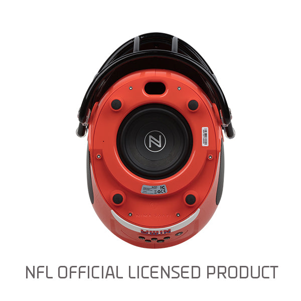 Cleveland Browns Bluetooth Speaker Helmet