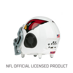 Arizona Cardinals Bluetooth Speaker Helmet