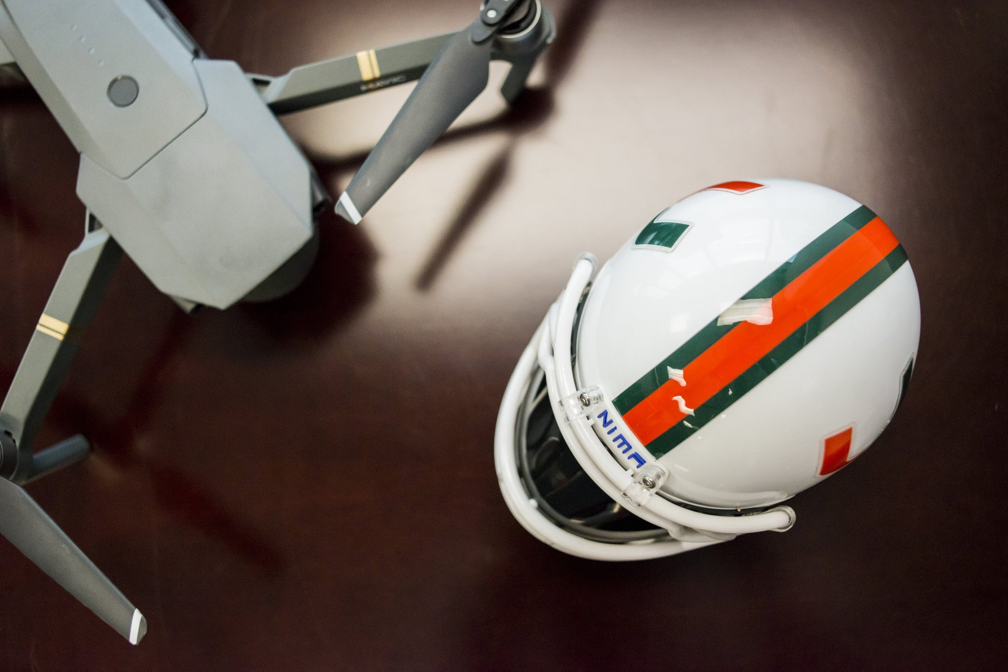 NCAA Miami Hurricanes Bluetooth Speaker