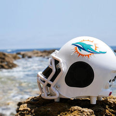 Miami Dolphins Bluetooth Speaker Helmet