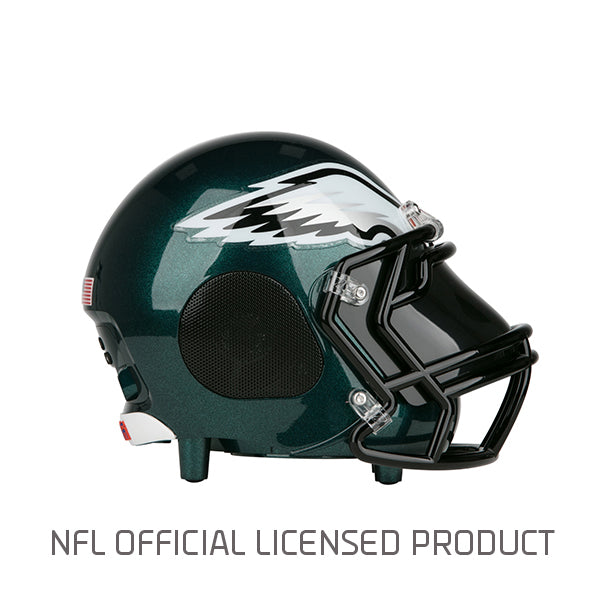 Philadelphia Eagles Bluetooth Speaker Helmet