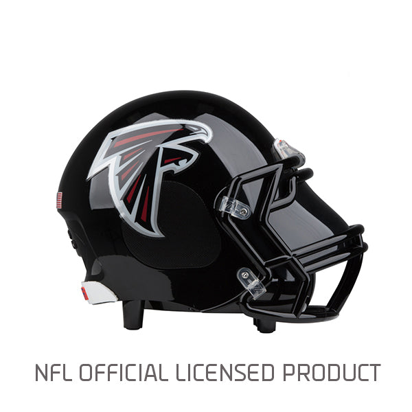 Atlanta Falcons Bluetooth Speaker Helmet