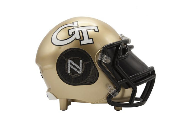 Georgia Tech Bluetooth Speaker Helmet