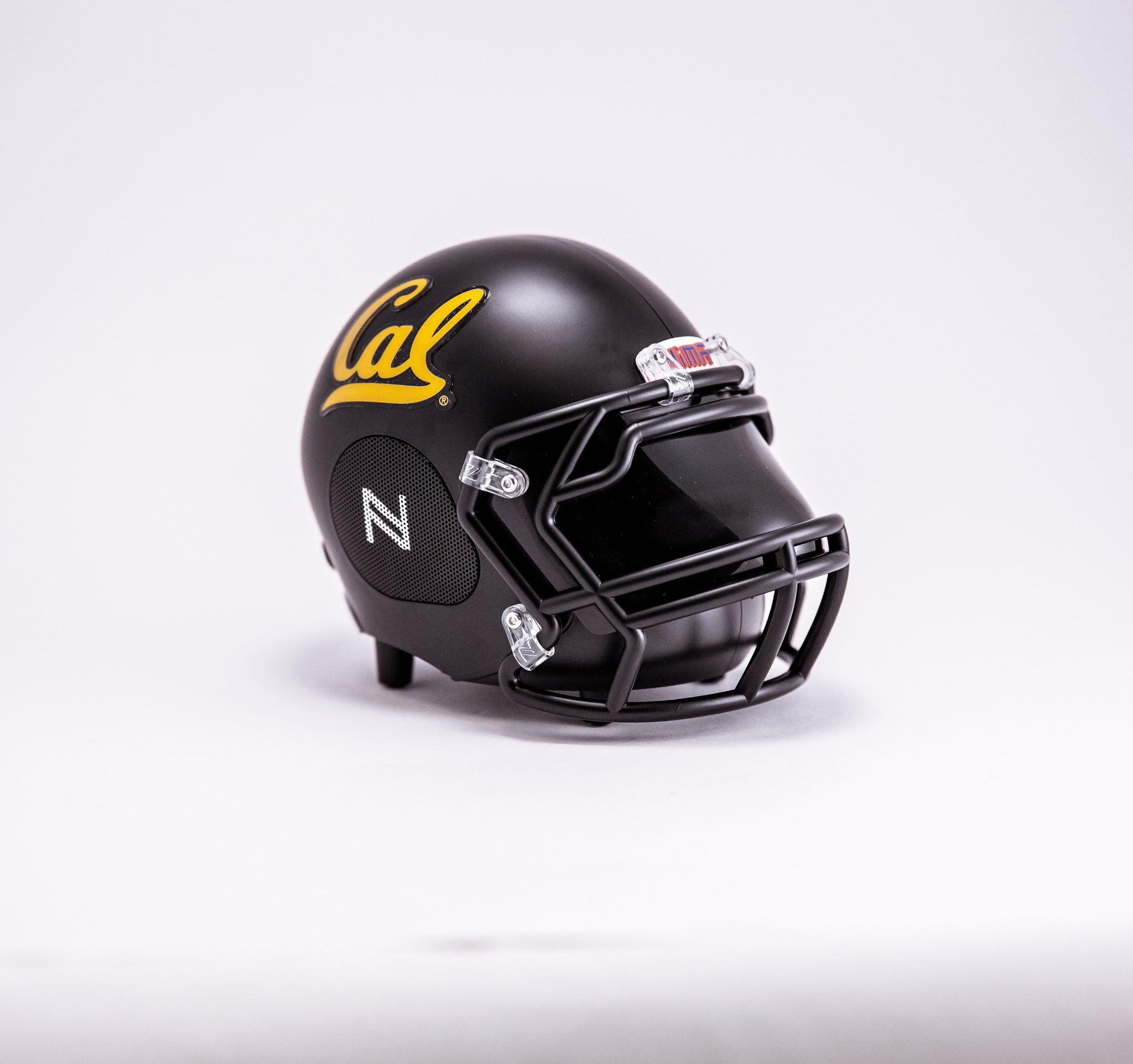 Cal Golden Bears Bluetooth Speaker Helmet