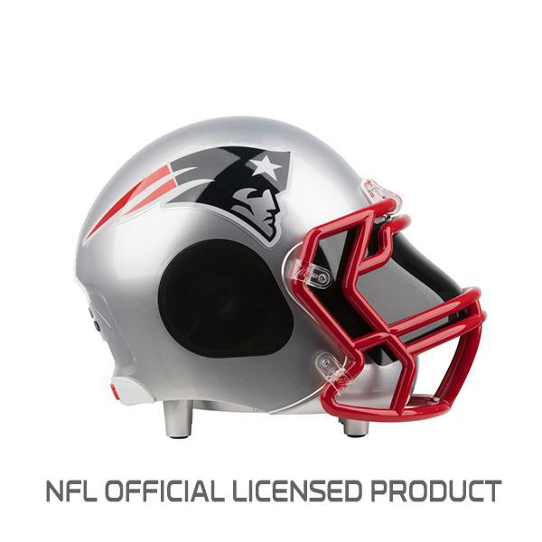 New England Patriots Bluetooth Speaker Helmet