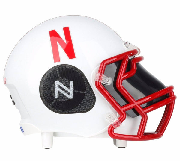 Nebraska Cornhuskers Bluetooth Speaker Helmet