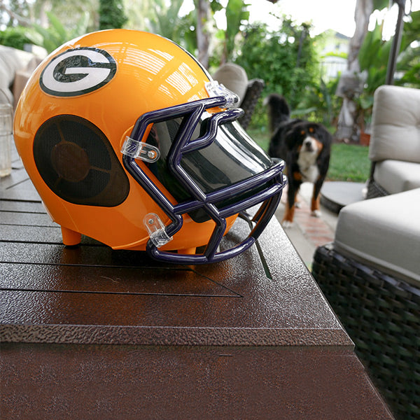 8a3bcec1 NFL Green Bay Packers Bluetooth Speaker