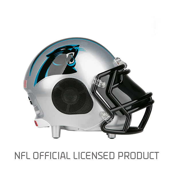 Carolina Panthers Bluetooth Speaker Helmet