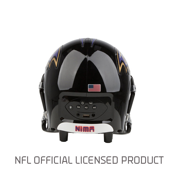 NFL Baltimore Ravens Bluetooth Speaker