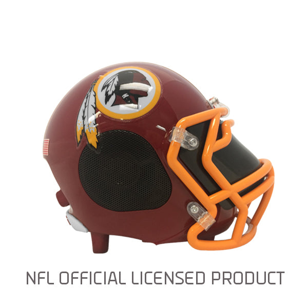 Washington Redskins Bluetooth Speaker Helmet