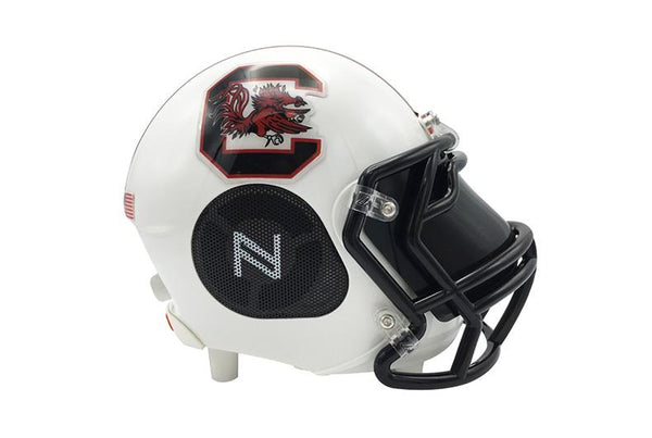 South Carolina Gamecocks Bluetooth Speaker Helmet