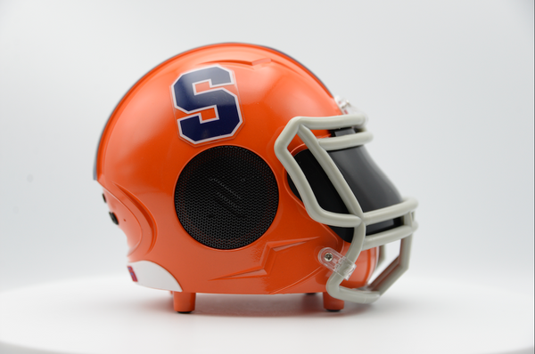 Syracuse University Bluetooth Speaker Helmet