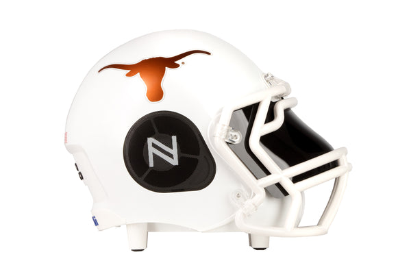Texas Longhorns Bluetooth Speaker Helmet