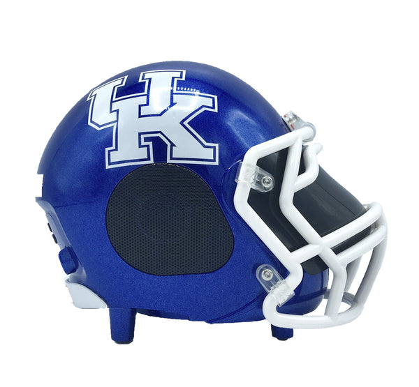 Kentucky Wildcats Bluetooth Speaker Helmet