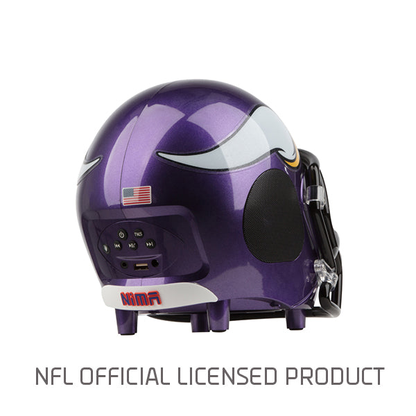 NFL Minnesota Vikings Bluetooth Speaker