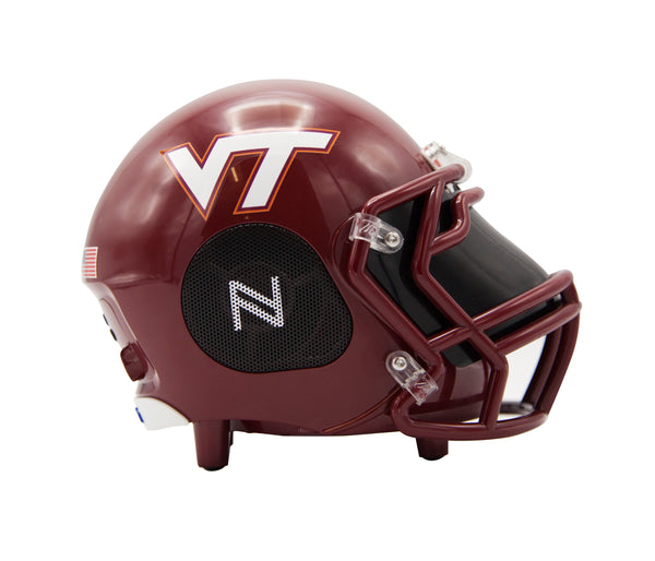 Virginia Tech Bluetooth Speaker Helmet