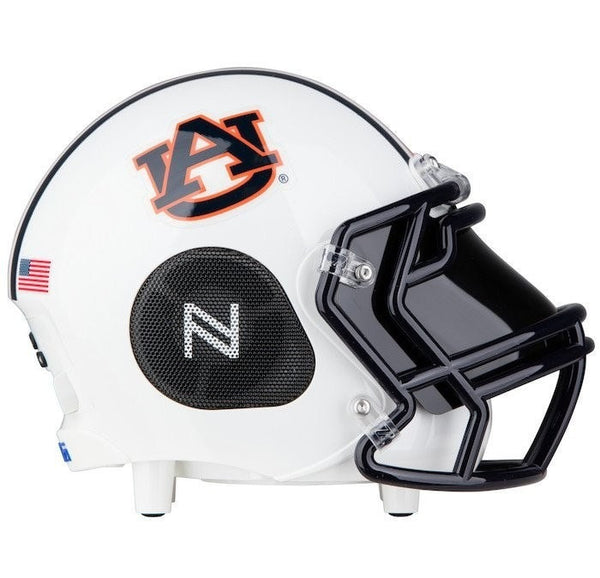 Auburn Tigers Bluetooth Speaker Helmet
