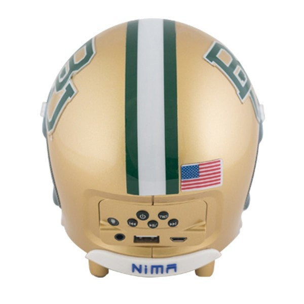 Baylor University Bluetooth Speaker Helmet