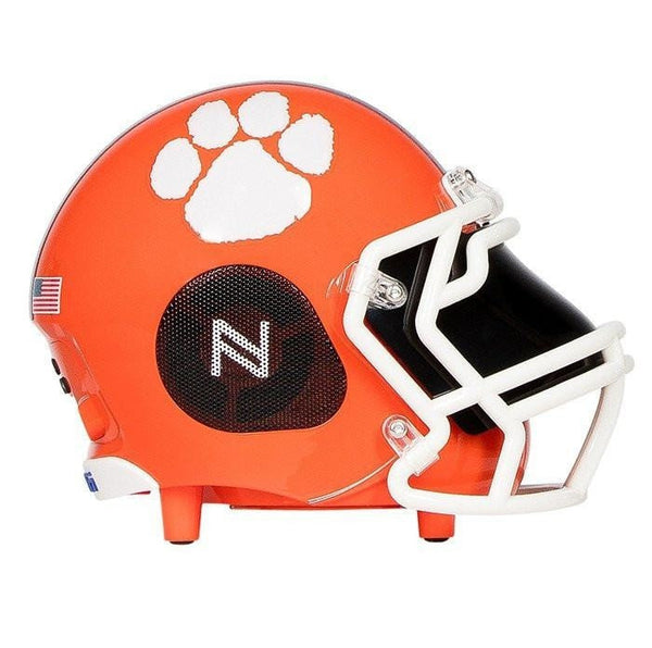Clemson Tigers Bluetooth Speaker Helmet