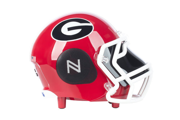 Georgia Bulldogs Bluetooth Speaker Helmet