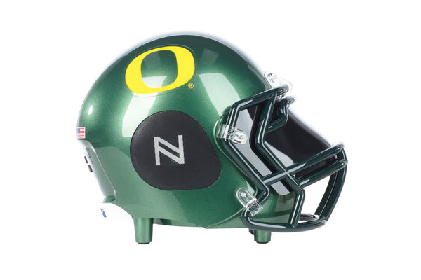 Oregon Ducks Bluetooth Speaker Helmet