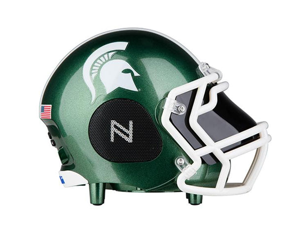 MSU Spartans Bluetooth Speaker Helmet