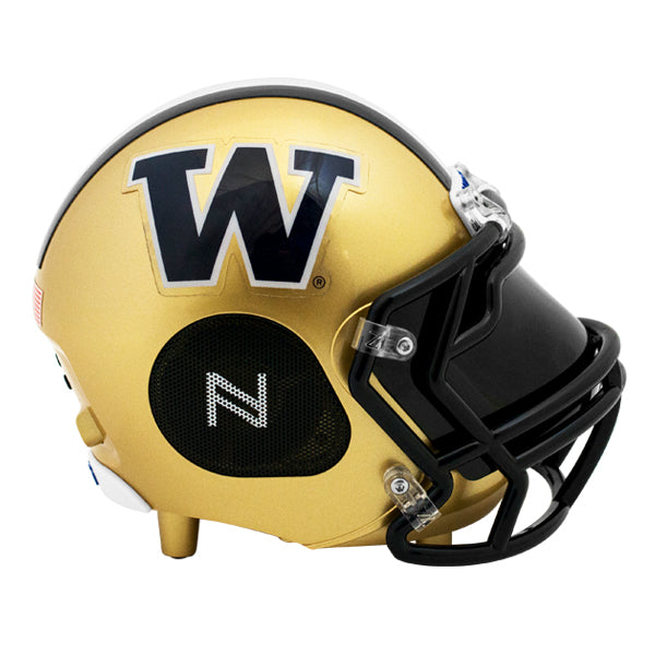 Washington Huskies Bluetooth Speaker Helmet