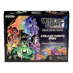 Dice Masters : War on Light Collectors Box (Wizkids : 2015)