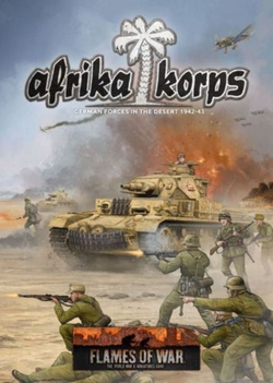 Flames of War Afrika Corps Rule Book